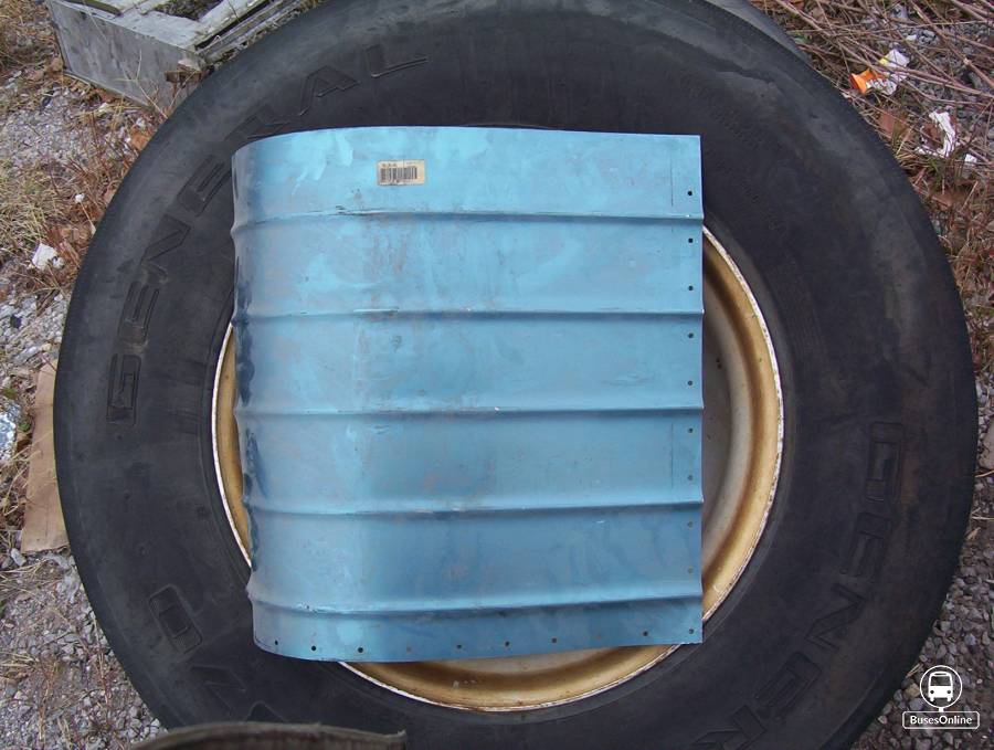 MCI MC9/12 RH Rear Panel
